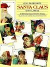 Old Fashioned Santa Claus Gift Labels - Carol Belanger-Grafton
