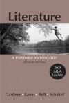Literature with 2009 MLA Update: A Portable Anthology - Janet E. Gardner, Beverly Lawn, Jack Ridl, Peter Schakel