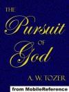 The Pursuit of God (mobi) - A.W. Tozer