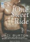 One Sweet Ride - Jaci Burton, Lucy Malone