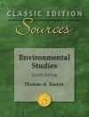 Classic Edition Sources: Environmental Studies - Thomas Easton