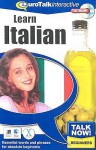 Talk Now! Learn Italian: Essential Words and Phrases for Absolute Beginners - Topics Entertainment