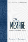The Message Hardback: With Topical Concordance - Eugene H. Peterson, Erynn Mangum