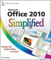 Office 2010 Simplified - Kate Shoup