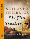 The First Thanksgiving: A Selection from Mayflower (Penguin Tracks) - Nathaniel Philbrick