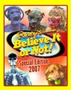 Ripley's Believe it or Not Special Edition 2007 - Mary Packard, Ripley Entertainment, Inc.