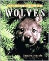 Growing Up Wild: Wolves - Sandra Markle
