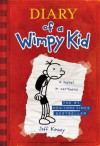 Diary of a Wimpy Kid, Book 1 - Kinney, Jeff