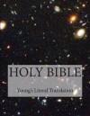 Bible Young's Literal Translation - Robert Young, Bible Domain Publishing