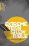 Extreme Teen Study Bible, NKJV: Real Faith for Real Life - Thomas Nelson Publishers