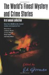 The World's Finest Mystery and Crime Stories: 1: First Annual Collection - Ed Gorman