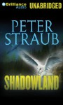 Shadowland (Audiocd) - Peter Straub