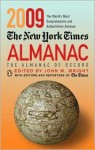 The New York Times Almanac 2009: The Almanac of Record - John W. Wright