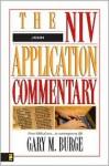 John: The NIV Application Commentary - Gary M. Burge, David Weston Baker, Bill T. Arnold