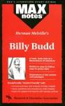 Billy Budd (MAXNotes Literature Guides) - Miriam Minkowitz, Michael Kupka, English Literature Study Guides