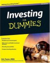 Investing for Dummies - Eric Tyson
