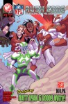NFL Rush Zone: Season Of The Guardians #1 - Kevin Freeman, M. Goodwin