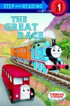 The Great Race (Thomas & Friends) (Step into Reading) - Kerry Milliron, Thomas LaPadula, Eric Binder
