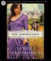 The Inheritance (Audio) - Tamera Alexander, Tavia Gilbert