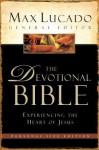 Lucado Devotional Bible, NCV: Experiencing the Heart of Jesus - Max Lucado