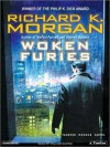 Woken Furies (MP3 Book) - Richard K. Morgan, William Dufris