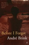 Before I Forget - André Brink
