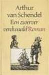 Een zwerver verdwaald - Arthur van Schendel