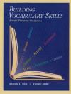 Building Vocabulary Skills (Short Version) - Carole Mohr