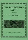 XII Panegyrici Latini - Pliny