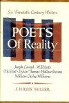 Poets of Reality: Six Twentieth Century Writers - J. Hillis Miller