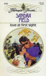 Love at First Sight - Sandra Field