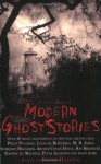 The Mammoth Book of Modern Ghost Stories - Peter Haining, M.R. James, Alec Guiness, Edith Wharton