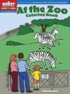 BOOST At the Zoo Coloring Book - Cathy Beylon