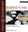 Streetwise Business Plans: Create a Business Plan to Supercharge Your Profits! [With CD (Audio)] - Michele Cagan