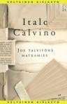 Jos talviyönä matkamies - Italo Calvino, Jorma Kapari