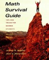 Math Survival Guide: Tips for Science Student - Jeffrey R. Appling, Jean Richardson