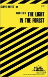 Cliffs Notes on Richter's The Light in the Forest - Mary Ellen Snodgrass