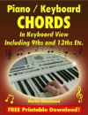 Piano / Keyboard Chords - In keyboard View Including 9ths and 13ths etc. - Martin Woodward