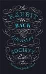 The Rabbit Back Literature Society - Pasi Ilmari Jääskeläinen