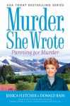 Panning For Murder - Donald Bain, Jessica Fletcher