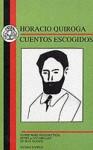 Quiroga: Cuentos Escogidos - J. Franco, Horacio Quiroga