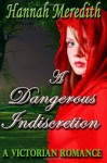 A Dangerous Indiscretion - Hannah Meredith