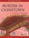 Murder in Chinatown (Audio) - Victoria Thompson, Suzanne Toren