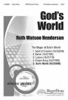 "God's World: #5 from ""The Magic of God's World"" - Ruth Watson Henderson"