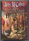 The Girl Who Heard Dragons - Anne McCaffrey, Michael Whelan