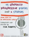 65 Gradually Progressive Pieces and 6 Studies: From Opus 241 - Ferdinando Carulli, Jim Roberts