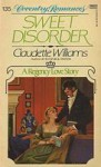 Sweet Disorder - Claudette Williams