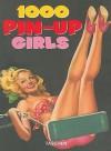 1000 Pin-Up Girls - Harald Hellmann, Burkhard Riemschneider
