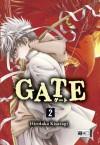 Gate 2 - Hirotaka Kisaragi, Ai Aoki