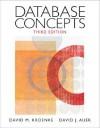 Database Concepts - David Kroenke, David Auer
